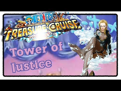 Tower of Justice Level 1-7 [1/2] - One Piece Treasure Cruise