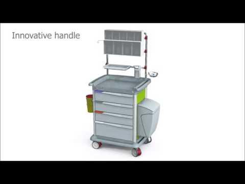 Superior Medical Trolleys UK