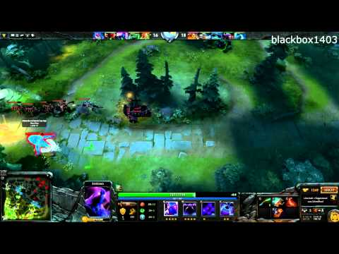 Dota 2 Ring the Alarm |HD|