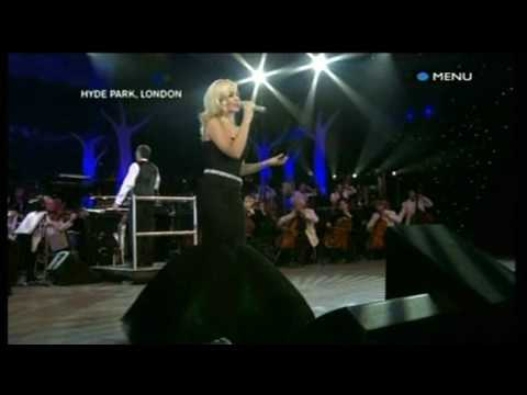 Katherine Jenkins - 'Angel' from the new album  'Believe'