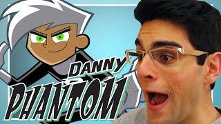 Teen Reaction to DANNY PHANTOM (Episode 4) - Shamim Reacts