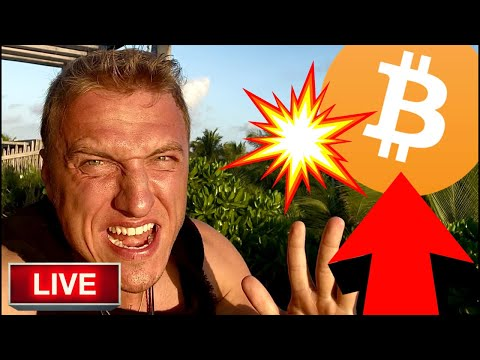 URGENT!!!!! THIS IS THE BITCOIN DAY WE'VE BEEN WAITING FOR!!!!!!! [exactly as predicted..]