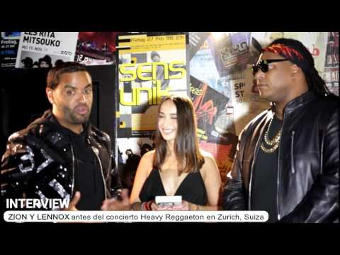 "Interview ZION Y LENNOX - Most Wanted Music ""TV Show"""