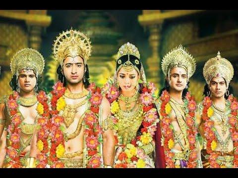 mahabharatammaa tv seial cast real names youtube