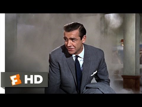 From Russia with Love (5/10) Movie CLIP - Russian Clocks Are Always Correct (1963) HD