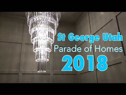 St George Utah Parade of Homes 2018