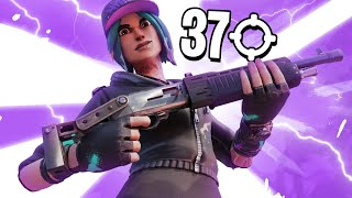 BEST SOLO VS SQUAD PLAYER 37 KILLS CHAPTER 2!