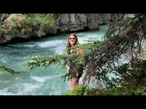 'This is how I'm going to die': Woman rescued from river in Jasper National Park
