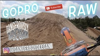 Dangerously Fast Laps Around Club MX! Dragging Bars & Wicked Scrubs!