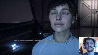 Mass Effect Andromeda - #4 Sam gratte dans le dos