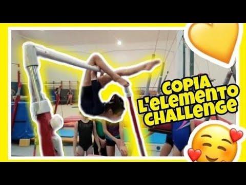 COPIA ELEMENTO BABY FLEXIBILITY CHALLENGE UN ANNO DOPO ginnastica artistica