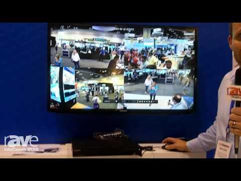 InfoComm 2015: Samsung Techwin Exhibits WiseNet III Video Platform Solution in SYNNEX Booth