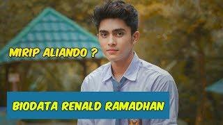 Gambar cover Biodata Renald Ramadhan, Pemeran Sandi di Sinetron Cinta Suci