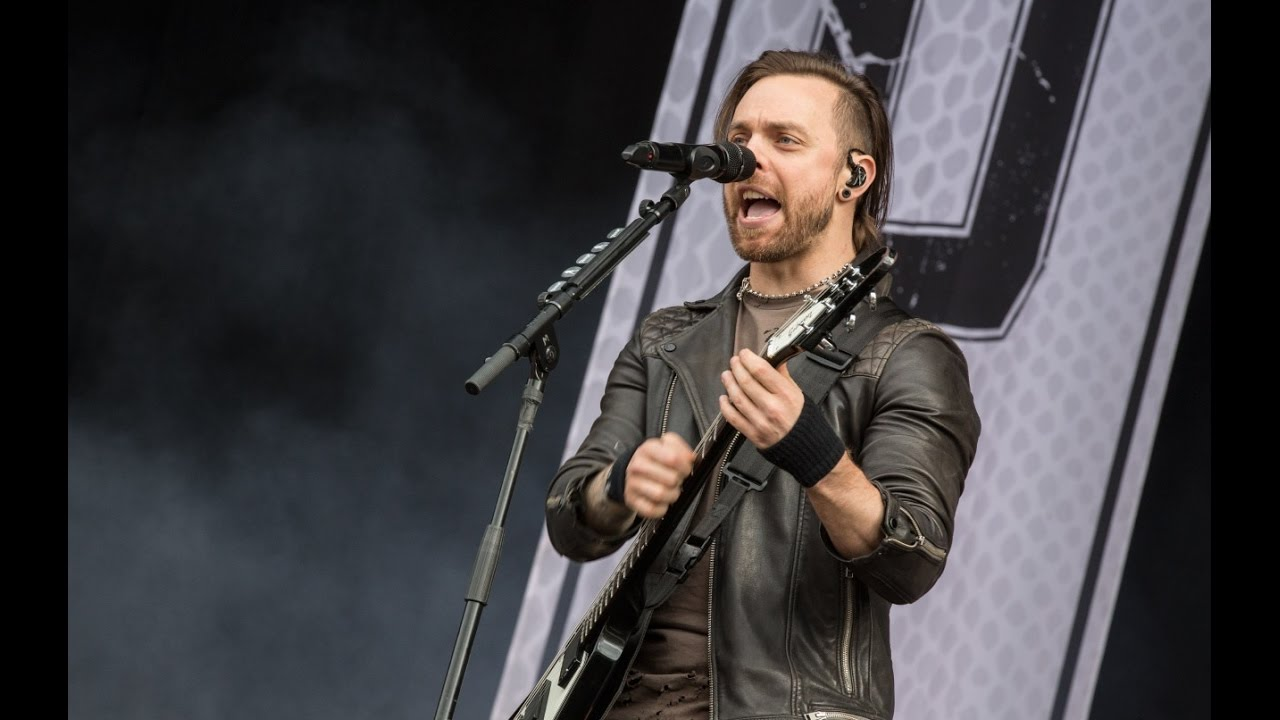 Bullet For My Valentine Live Hellfest 2016 Full Show Hd Youtube