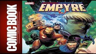 Empyre #1 Review | COMIC BOOK UNIVERSITY