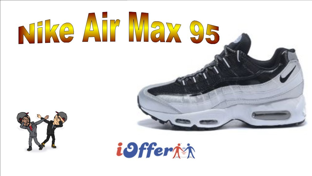 d119818cb UNBOXING  iOFFER - Nike Air Max 95 - YouTube
