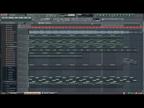 Cody simpson All day instrumental remake
