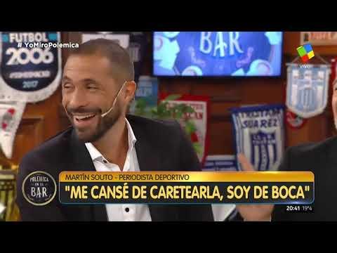Flavio Azzaro Manda Al Frente A Los Periodistas Deportivos (24/09/19)