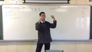 Function of a Function Rule (4 of 4: Working with Square Roots)