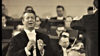 RUDOLF SCHOCK: Lehár's 'FRIENDS, LIFE IS WELL WORTH LIVING !', a historical live document from 1959