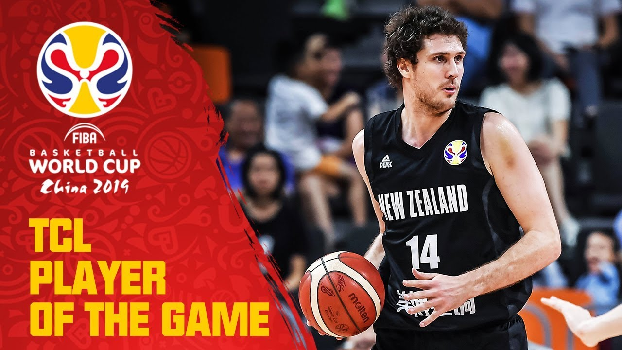Rob Loe | Turkey v New Zealand | TCL Player of the Game - FIBA Basketball World Cup 2019