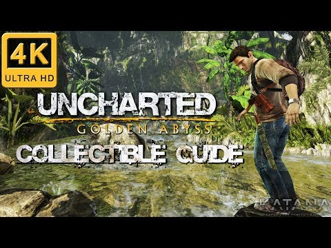 Uncharted Golden Abyss | Collectible Guide