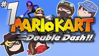 Mario Kart Double Dash!!: Just Drive - PART 1 - Steam Rolled