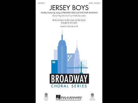 Jesrey Boys (Medley) - Arranged by Ed Lojeski