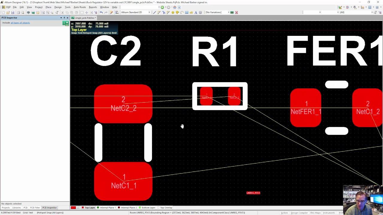 Altium Designer Multilayer basics