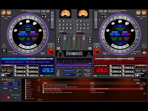 how to get samples for virtual dj free