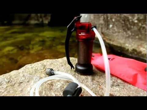 MSR Water: MiniWorks® EX Filter Overview