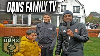 DONS FAMILY TV | DONS vs ASIANOS