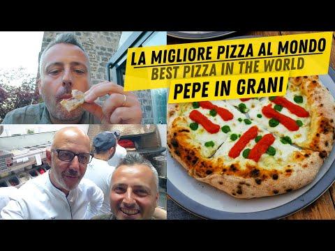 La Pizza Di Pepe in Grani è La Migliore Al Mondo? Documentario sulla Pizzeria di Franco Pepe
