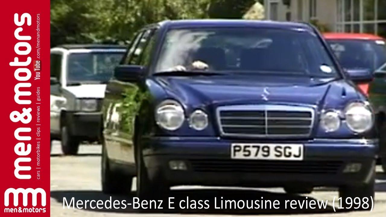 Mercedes-Benz E-Class Limousine Review (1998)