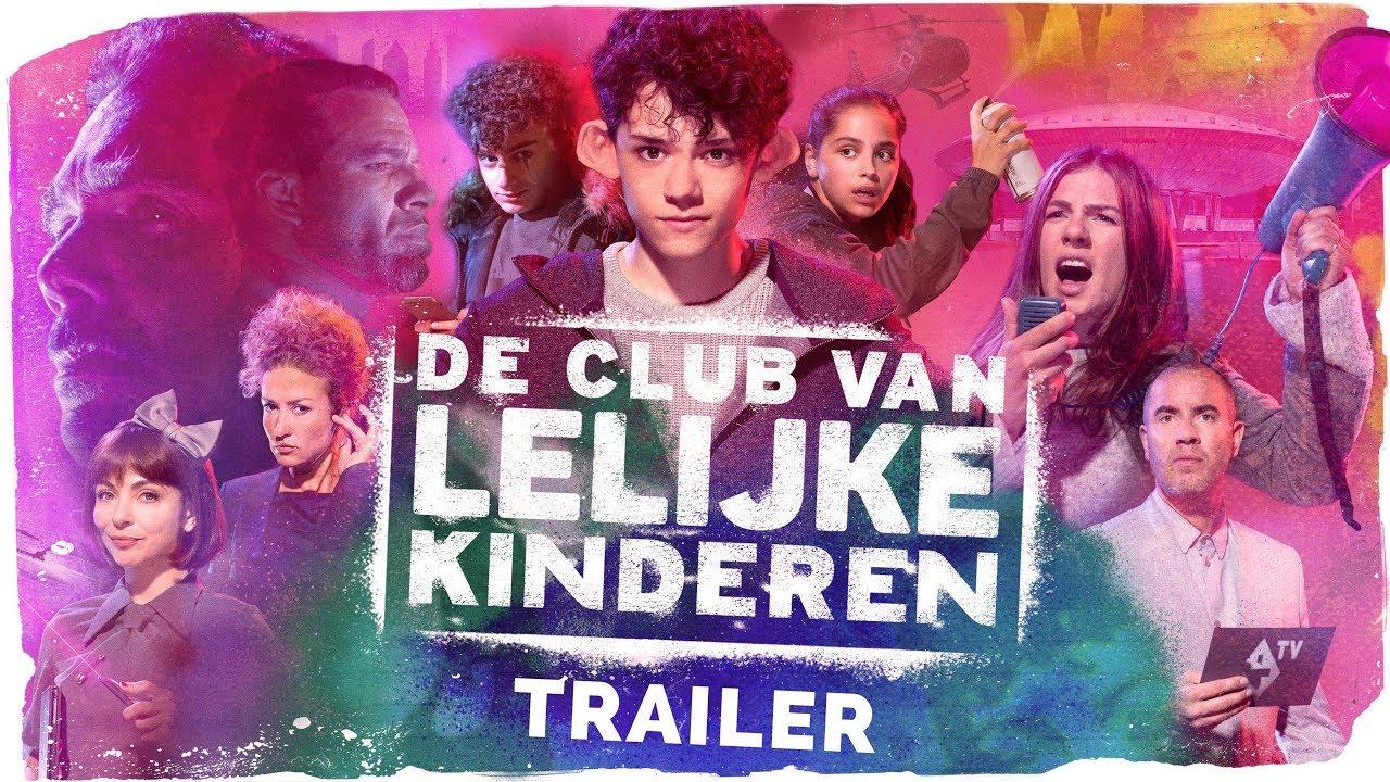 De Club van Lelijke Kinderen | trailer | 9 oktober in de bioscoop - YouTube