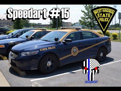 West Virginia State Police Speedart #15