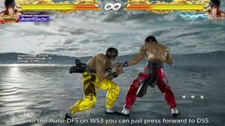 Tekken 7 Law DSS Guide