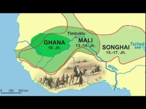 FWU - Afrika: Zur Geschichte des Schwarzen Kontinents - YouTube