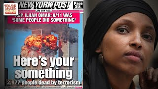 Dangerous Reckless NY Post Shredded For Front Page Attack Against Rep Ilhan Omar