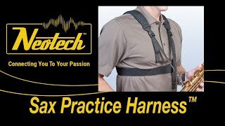 Neotech's Sax Practice Harness