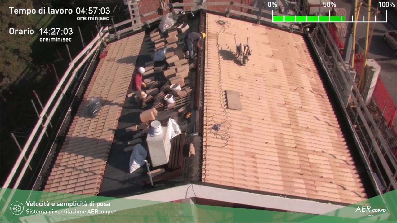 Quanto Costa Rifare Il Tetto realizzare un tetto ventilato aercoppo®: completato in 1 sola giornata!