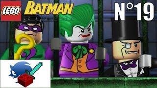 LEGO Batman : Le jeu vidéo - ep19 FAUT PAS FAIRE BAILLER MAMY NOVA ; Lego Sonicraft