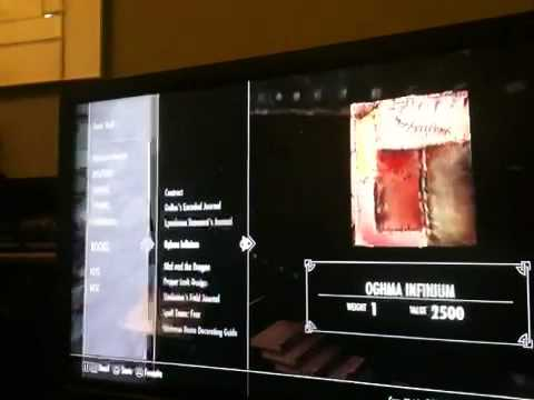 Skyrim cheat ps3 unlimited xp