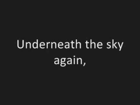 Oasis - Underneath The Sky Lyrics