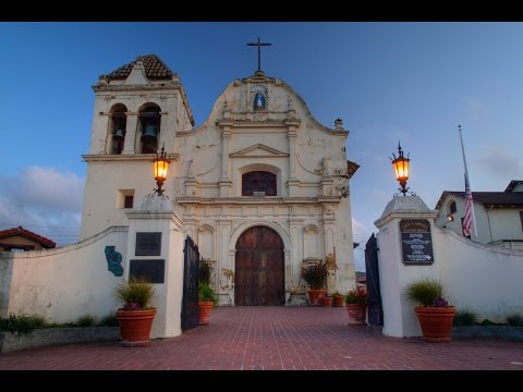 America's Oldest (and Smallest) Cathedral Church