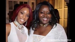 Winter White Party 2015 with Juneann Lewis