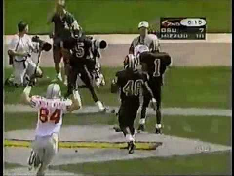 David Boston Ohio State Tribute
