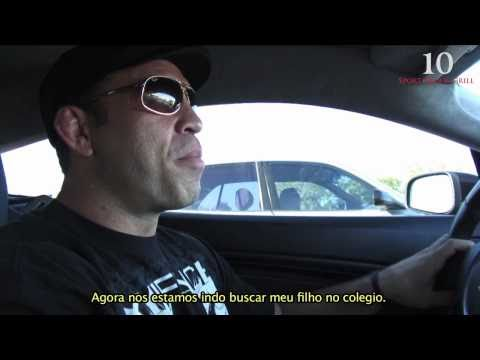 Wanderlei Silva Mauricio Shogun Paulo Thiago Bring Ninja to the UFC + Tuffnuff Fights