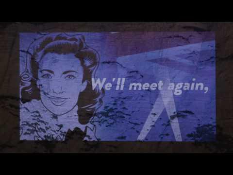 Dame Vera Lynn - We'll Meet Again (Singalong with Lyrics)