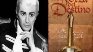 """( La forza del destino ) Corelli - Giovane 1956  """" O tu che in seno agli angeli """""""